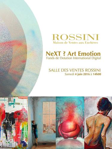 Exposition collective: Vente aux enchères à Drouot par le Musée Mola – Paris les 03 et 04 Juin 2016