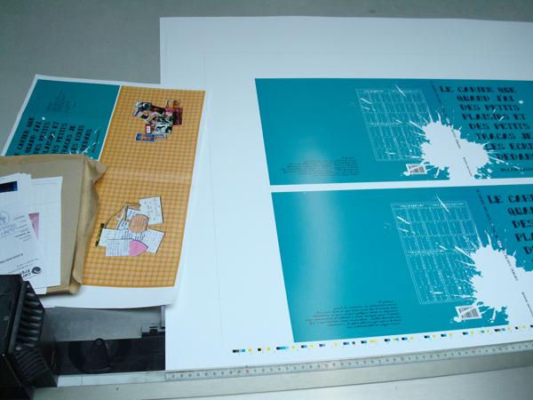 Fabrication et impression du livre Petits plaisirs et petits tracas