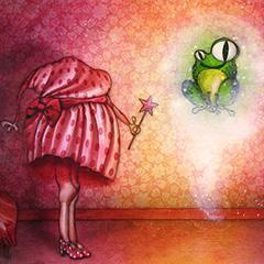 Peinture:Rêve d'amour