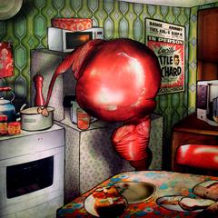 Peinture:Vynil dans la cuisine