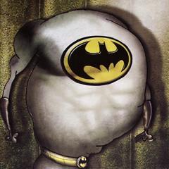 Peinture: Batman