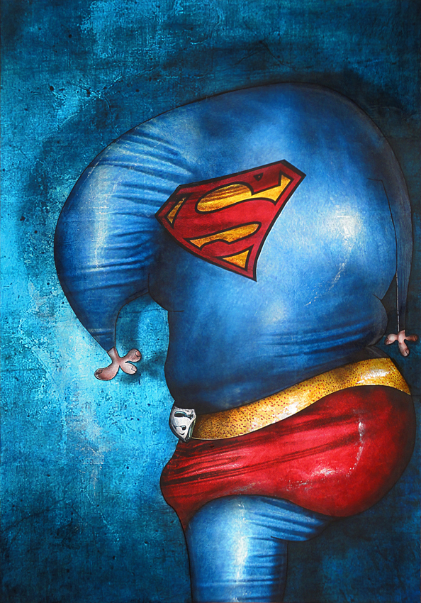 Tableau: Superman