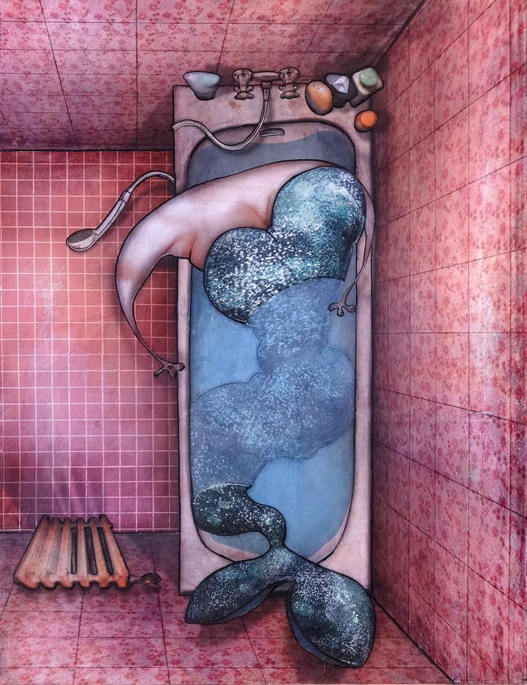 Tableau: Sirène