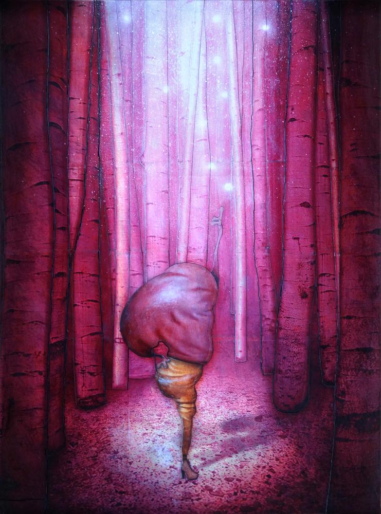 Tableau: Forêt