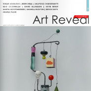 Site du magazine Art Reveal