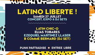 Exposition collective: Punk Paradise – Paris du 27 Juillet au 08 Aout