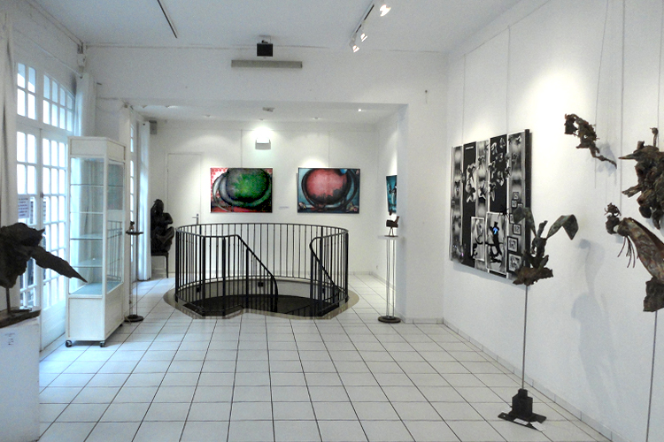 Exposition collective Galerie Atelier Z – Paris du 11 au 20 Mai 2011