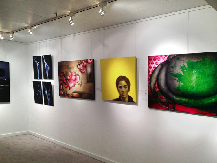 Exposition collective Miami International Art Fair – USA du 17 au 20 Janvier
