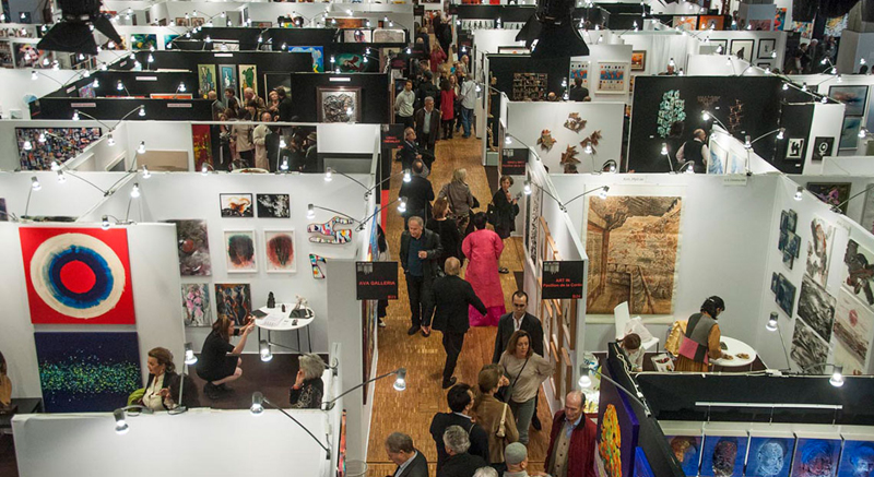 Exposition collective Salon Art Shopping – Paris les 28 et 29 Mai 2016