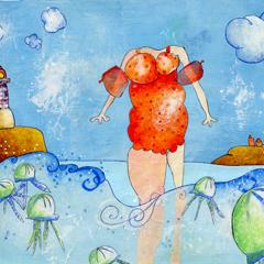 Peinture:Les vacances