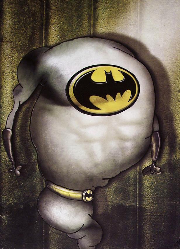 Tableau: Batman