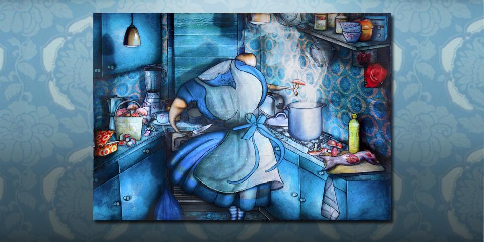 Tableau: Les stars sont des gens ordinaires: Alice