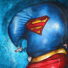 Peinture:Superman