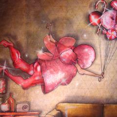 Peinture:La Fée gâterie