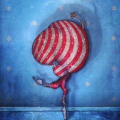 Peinture:Danseuse