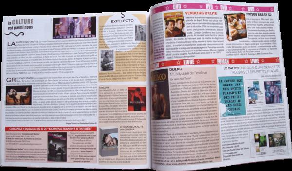 Magazine 2X