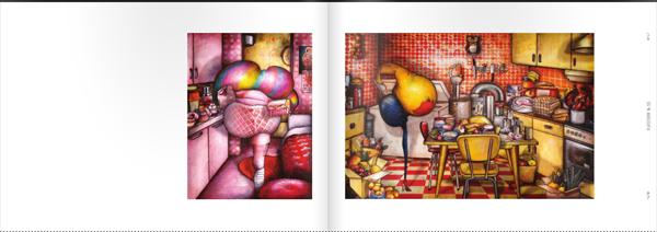 Parution de mes oeuvres dans Plateforme magazine
