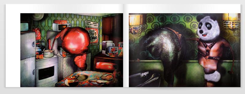 Mes peintures dans Plateforme-Magazine