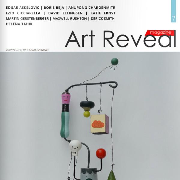 Site du magazine Art Reveal